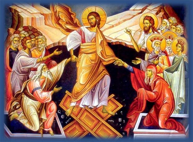 Η ΑΝΑΣΤΑΣΗ ΣΤΑ 4 ΕΥΑΓΓΕΛΙΑ - Ιερός Ναός Αγίου Σώστη Νέας Σμύρνης