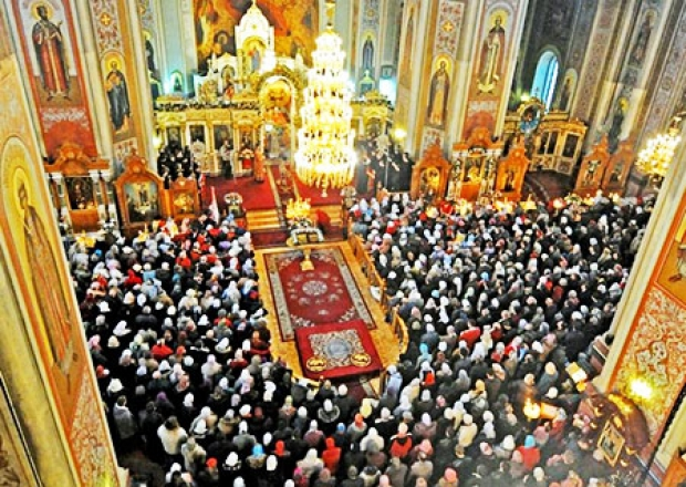 Η κοινή προσευχή στην εκκλησία είναι πιο δυνατή από την ατομική προσευχή  (οσίου γέροντος Παϊσίου) - Ιερός Ναός Αγίου Σώστη Νέας Σμύρνης